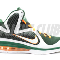"lebron 9 ""miami hurricanes"" 