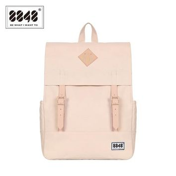 University College Backpack Women's Casual s Popular European American Style School Bags For  Student Sample Patchwork Knapsack 173-002-003AT_63_4