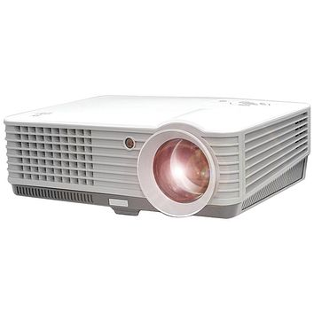 Pyle Pro Prjd901 1080p Widescreen Led Home Theater Projector