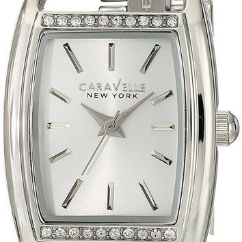 Caravelle New York by Bulova Women's 43L169 Analog Display Japanese Quartz Si...