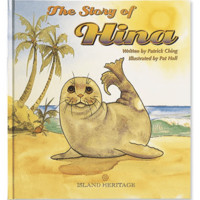 """""""The Story of Hina"""" Children's Book (Hardcover)"""