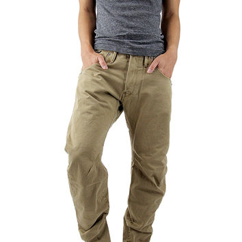G-Star Raw New Riley 3D Loose Tapered COJ French Sateen OD