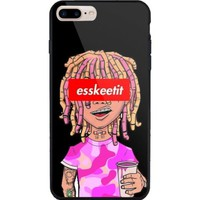 Cheap Case Cover Esskeetit Lil Pump New Hot for iPhone 6/6s/6s Plus/7/7 Plus