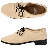 American Apparel - Women's Suede Dancing Shoe