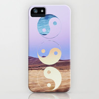In the Desert iPhone & iPod Case by Sara Eshak