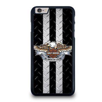 HARLEY DAVIDSON MOTORCYCLE iPhone 6 / 6S Plus Case Cover