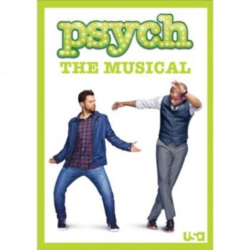 Psych: The Musical DVD