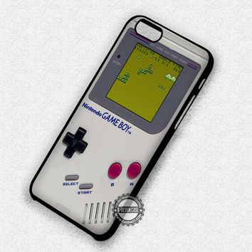 Retro Gameboy Classic- iPhone 7 6 Plus 5c 5s SE Cases & Covers