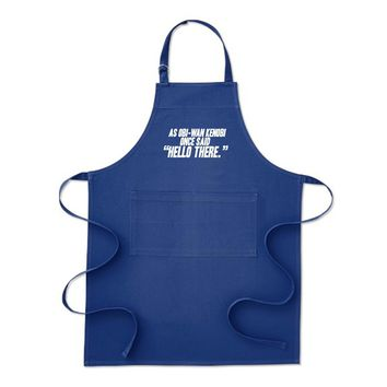 Hello There, Star Wars Apron