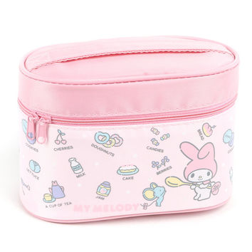 My Melody Lunch Container Set in Bag: Sweets