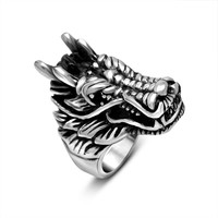 Gift Jewelry New Arrival Shiny Accessory Titanium Punk Stylish Ring [6544255491]