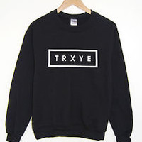 TRXYE Sivan Troy music viral tumblr sweat shirts