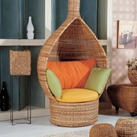 Unusual Rattan Chairs - OpulentItems.com