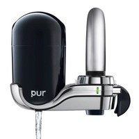 PUR FM-3500B Advanced Water Faucet Filtration System-PUR-FM-3500B - The Home Depot