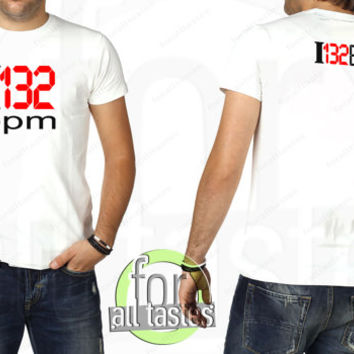I LOVE 132 bpm , T-shirt  design, all sizes. great gift