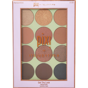 Get The Look Eye Shadow Palette - Make-Up - Beauty - Women - TK Maxx