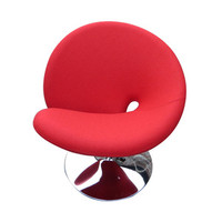 Swirly Swivel Chair
