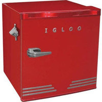 Igloo Compact Refrigerator with Side Bottle Opener