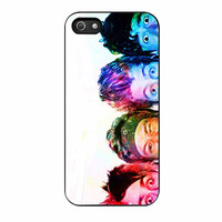 5Sos Second Of Summer Eye iPhone 5 Case