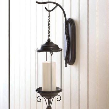 Woodland Branch Hanging Wall Sconce