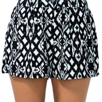 Easy Ethnic Short