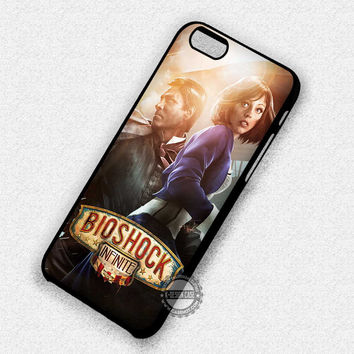 BioShock Infinite Poster - iPhone 7 6 5 SE Cases & Covers