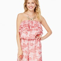 Daisy Days Ahead Romper | Charming Charlie
