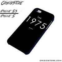The 1975 Blank For iPhone Cases Phone Covers Phone Cases iPhone 5 Case iPhone 5S Case Smartphone Case