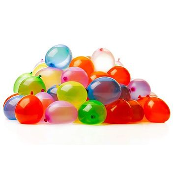 500 Kids Children Funny Magic Water Balloons Bunch O Water Bombs Refill Kit Tools