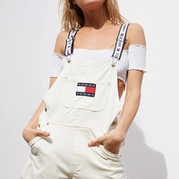 Tommy Jeans For UO '90s Shortall Overall | Urban Outfitters