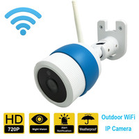 Outdoor Ip Camera Night Vision waterproof IP66 Home security camera support SD card ONVIF 2.0 720P HD