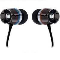 Monster Turbine High Performance In-Ear Speakers (127593) - Black (Discontinued by Manufacturer)