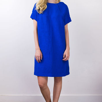 Breathe Easy Shift Dress