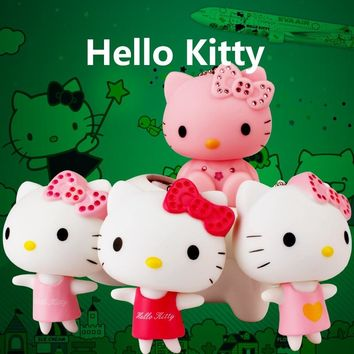 Cute Hello kitty keychain,gift for lover,Valentine's day gift,kawaii keyrings,Car keyring,Bag pandent