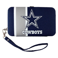 Dallas Cowboys NFL Shell Wristlet