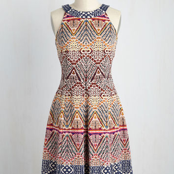 Color at Your Girl Dress | Mod Retro Vintage Dresses | ModCloth.com