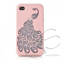 Femme De Pivot Love Blossom Series iPhone 4 and 4S Silicone Cases - Gorgeous Love