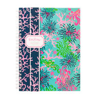 Lilly Pulitzer Small Notebook - See Jane Work