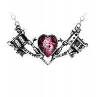Alchemy Of England Painted Lady Necklace