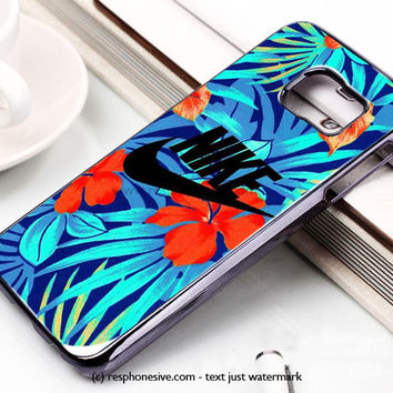 Nike Flower Samsung Galaxy S6 and S6 Edge Case