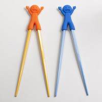 Buddy Trainer Chopsticks, Set of 2 - World Market