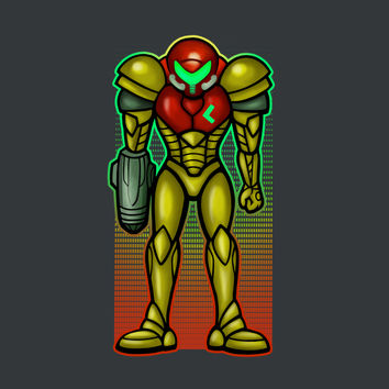 Samus Power Suit