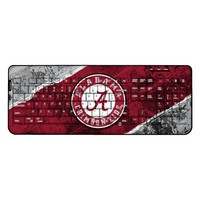 NCAA Alabama Crimson Tide USB Wireless Keyboard