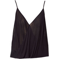 Zara Draped T-Shirt