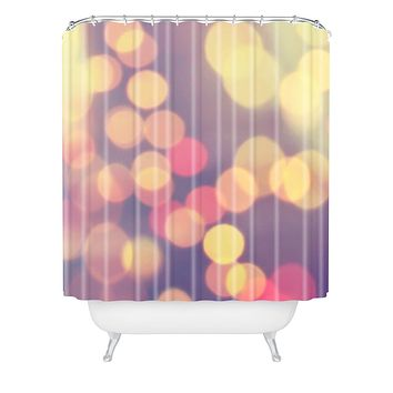 Shannon Clark Sweet Dreams Shower Curtain