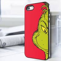 Grinch Christmas Monster iPhone 6 Case