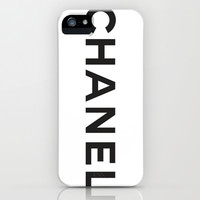 Chanel Logo II iPhone & iPod Case by  Can Encin