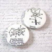 Cell Science Pinback Button Set