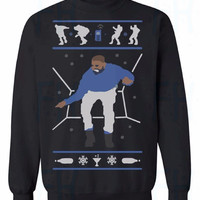 HOTLINE BLING CHRISTMAS CREWNECK