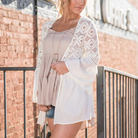 Love In Cardigan, Ivory